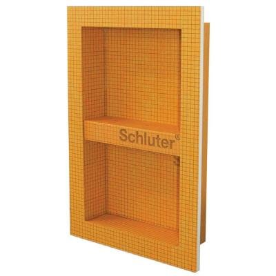 Best Deals! Schluter KERDI-BOARD-SN: Shower Niche (with shelf) 12x20