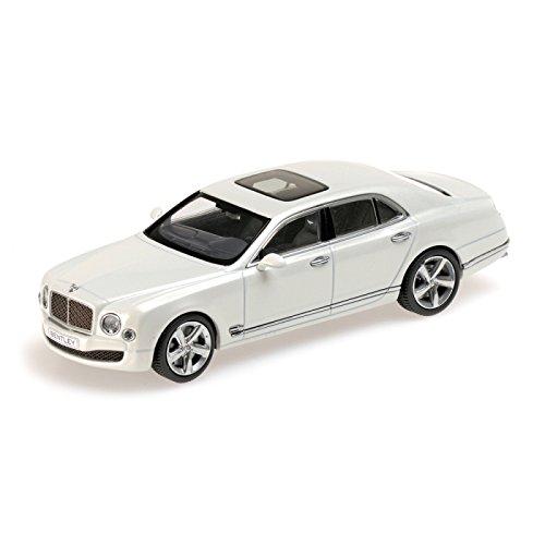 Kyosho Original 1/43 Bentley Mulsanne Speed White