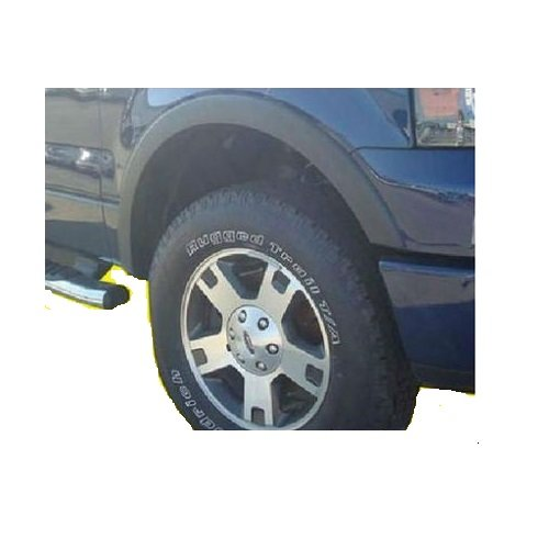 Ford F-150 Fender Flares 2004-2008 (4pcs) (Ford Wheel Flares compare prices)