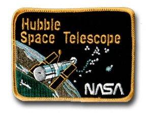 "Hubble Space Telescope 4"" Patch"
