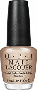 OPI Nail Lacquer, Glitzerland, 0.5-Fluid Ounce