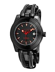 Android Hydraumatic AD680BKK Automatic 46MM Analog Black Dial Men's Black Men's S.Steel Band Watch