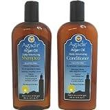 "Agadir Argan Oil Daily Shampoo + Conditioner ""Combo Set"" 12.4oz/366ml"