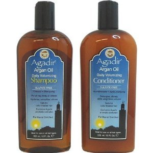 Agadir Argan Oil Daily Volumizing Shampoo & Conditioner