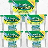 5 x Interior Dehumidifier