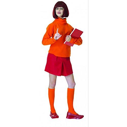 Adult Velma Costume - Scooby Doo Costumes