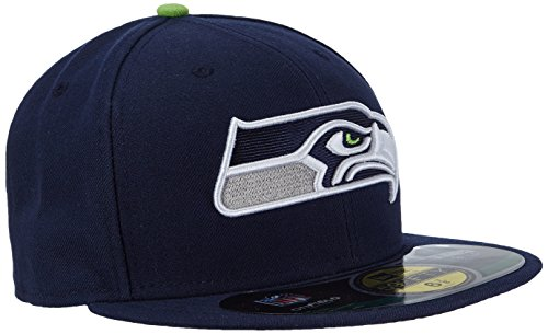 NFL-Mens-Seattle-Seahawks-On-Field-5950-Slate-Game-Cap-By-New-Era