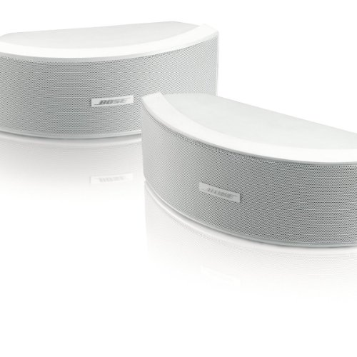 Bose 151 | Se Environmental Elegant Outdoor Speaker System, Pair (White)