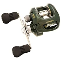 Shimano Curado Baitcasting Reels (12/240, 14/190, 20/120, 6.2:1, 6 BB, Right retrieve)