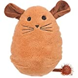 Play-N-Squeak Wobble Mouse Squeaking Cat Toy
