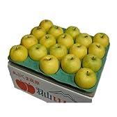 菅野アップル農園 王林(おうりん) 香り高く 優しい甘さ 青りんご 福島県羽山産 産地直送 Lサイズ 5kg