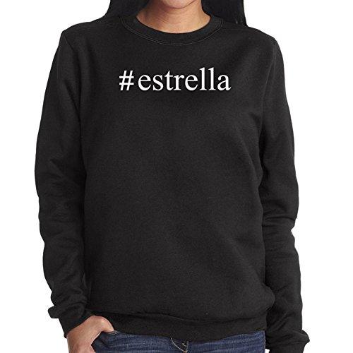 Felpa da Donna #Estrella Hashtag