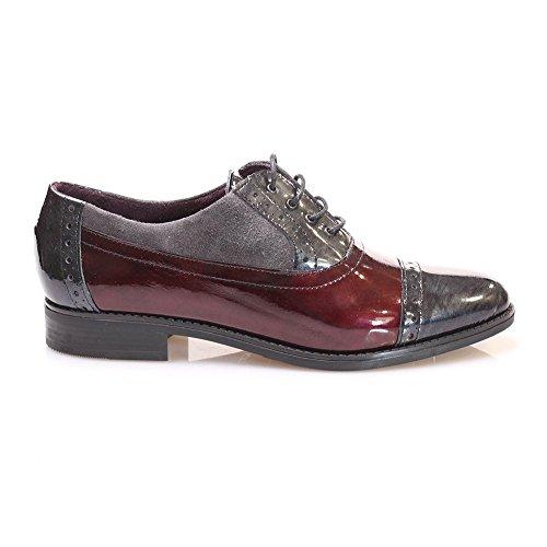 Pitillos Donna scarpe Derby rosso Size: 37