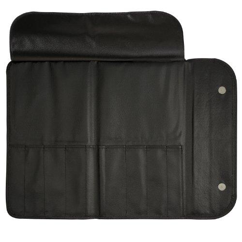 Da Vinci Series 48320E Professional Empty Case in Napa Italian Leather with Snap, 387.5 Gram
