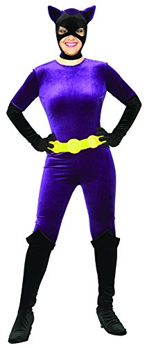 Rubie's Costume Co Women's Batman Dc Style Guide Gotham Girls Catwoman