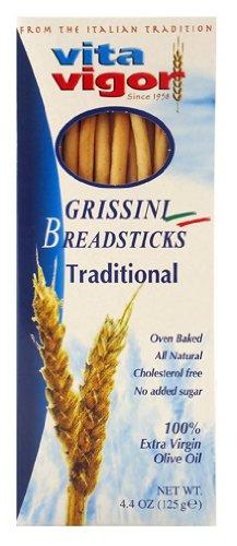 HCG Diet Grissini Breadsticks Traditional