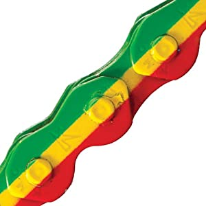 KMC Kool Chain K710 1 2 X 1 8 RASTA 112 links. by KMC