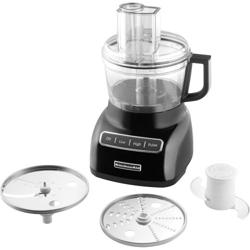 Kitchenaid KFP0711ob 7 Cup Food Processor KFP0711 Beautiful Onyx Black