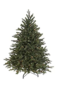 #!Cheap GKI Bethlehem Lighting Pre-Lit 4-1/2-Foot PE/PVC Christmas Tree with 300 Clear Mini , Full Hunter Fir