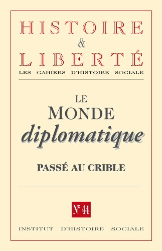 Revue Histoire  &  Liberté nº44