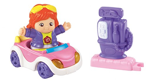 VTech Go! Go! Smart Friends Kaylee's Cruise and Go Convertible