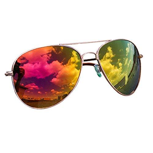 sonnenbrille verspiegelt sunglasses klassische pilotenbrille fliegerbrille oculos fashion 2016. Black Bedroom Furniture Sets. Home Design Ideas