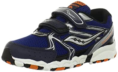 Saucony Boys Baby Cohesion 6 HL Shoe Toddler TER 11