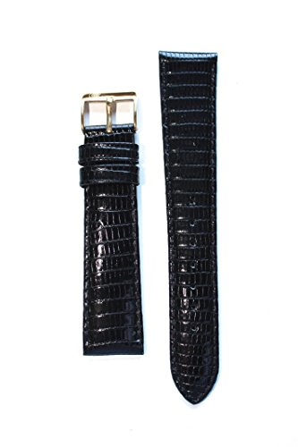 19mm-cyma-black-genuine-padded-lizard-watchband