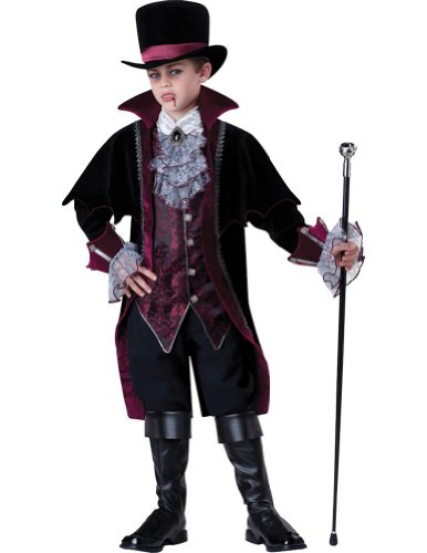 boys - Vampire Of Versailles Kids Costume 6 Halloween Costume