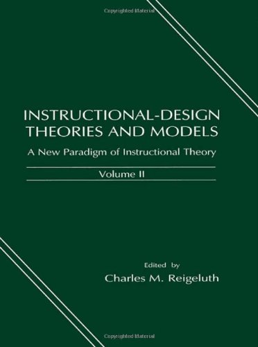 Instructional-design Theories and Models: A New Paradigm...