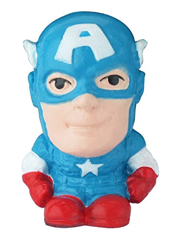 Marvel Captain America Figure Eraser