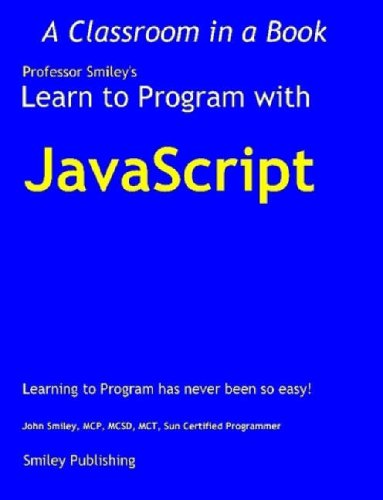 Learn to Program with JavaScript (Learn To Program Javascript compare prices)
