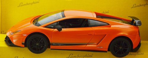 Lamborghini Playnation 118 RC Lamborghini Gallardo LP5704 Superleggera Orangegreenwhite