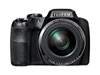 Fujifilm FinePix 16.2MP Digital Camera with 42x Optical Zoom from FUJIFILM