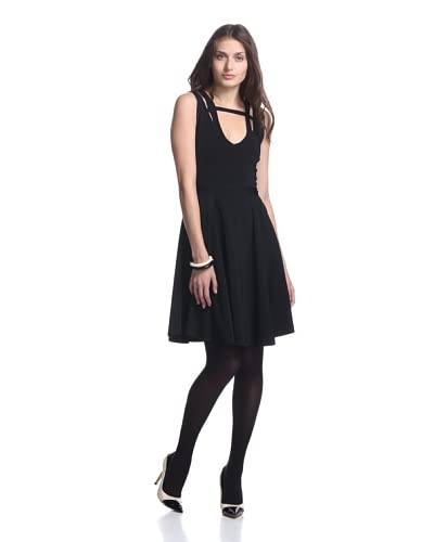 Stretta Women's Elodie Fit and Flare Dress