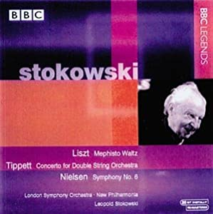Tippett:  Concerto for Double