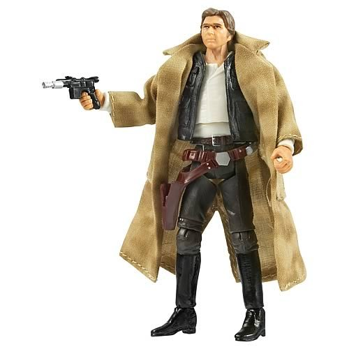 Star Wars Han Solo (Trench Coat) Figure Vintage Collection - Return Of The Jedi VC62