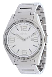 Esprit Analog White Dial Mens Watch - ES104121005