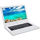 "Acer Chromebook 13.3"" Laptop (Tegra K1 2.1 GHz, Cortex-A15, 4GB DDR3, 32GB SSD)"