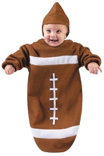 Baby Football Halloween Costume WB