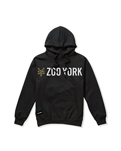 Zoo York Sudadera con Capucha Gallant Negro