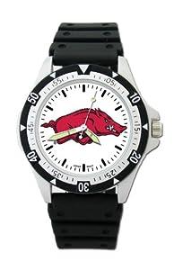 Buy Arkansas Razorbacks Option Watch by Logo Art