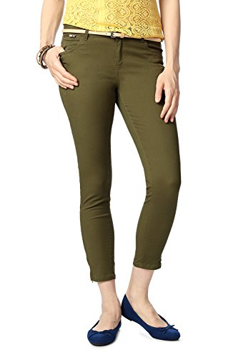 People-Womens-Straight-Fit-Pants