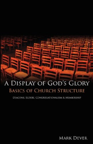 A Display of God's Glory