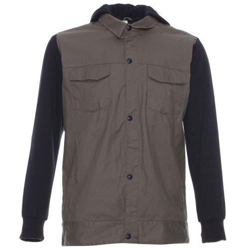 Volcom Men's 4X4 Jacket, Military, X-Large