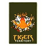 Tiger Territory Official Magnet
