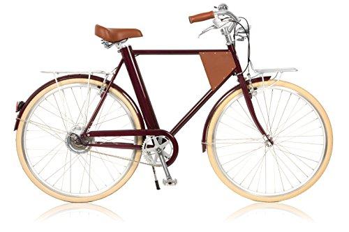 Vela-Vintage-Electric-Bicycle-Model-1-Straight-Version-USB-Alarm-RC-350W-20mph-Panasonic-Li-ion-300lb-Load-44lb-Weight-Classic-and-Clean-Design