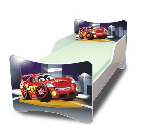 BEST FOR KIDS LIT POUR ENFANT 80x200 - CARS III + GRATUIT