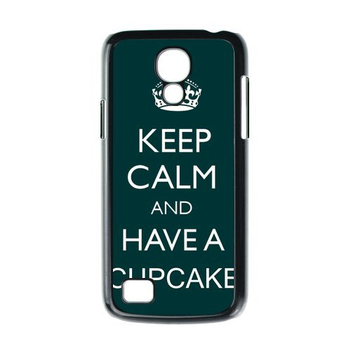 Generic In Pink And White Cupcake Design Phone Cases For Samsung Galaxy S4 Mini I9192 I9198 Case Durable Hard Plastic Case front-934031
