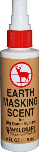 Wildlife Research 534 Earth Masking Scent 4 Fluid OuncesB0000AVXJQ